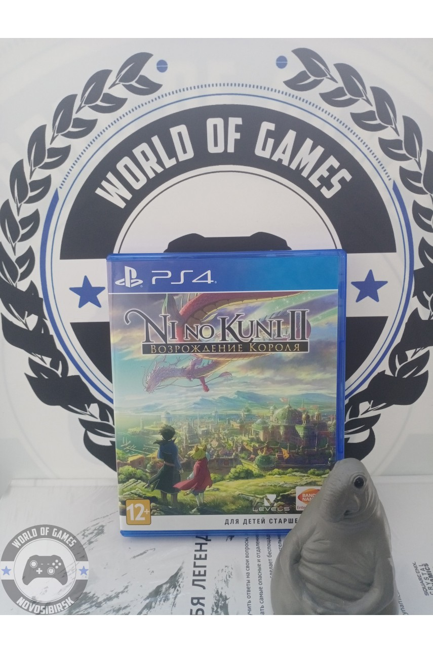 Ni No Kuni 2 Revenant Kingdom [PS4]