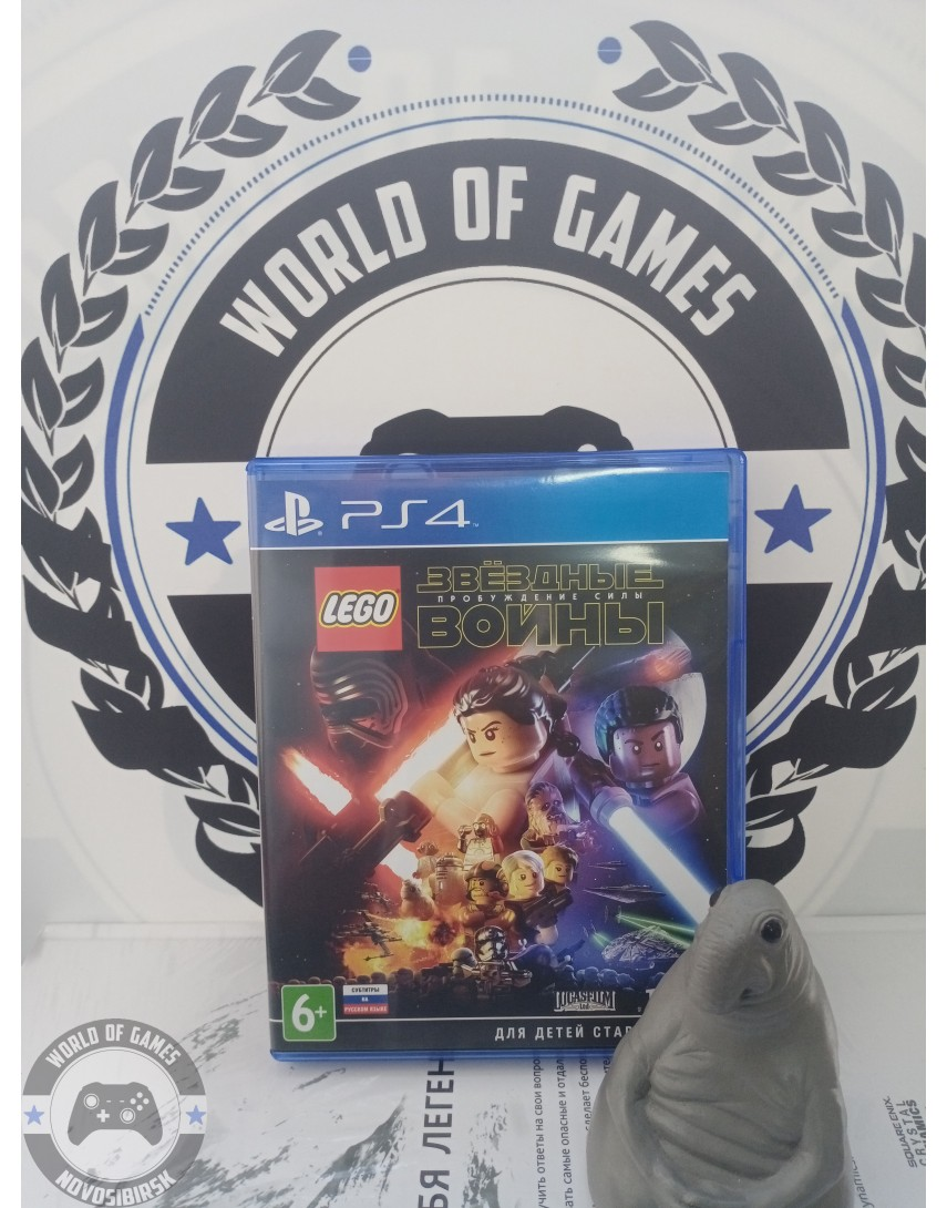 LEGO Star Wars The Force Awakens [PS4]