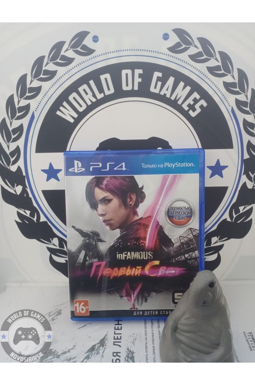 Infamous Первый Свет [PS4]