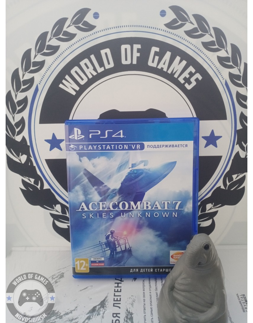 Ace Combat 7 Skies Unknown [PS4]