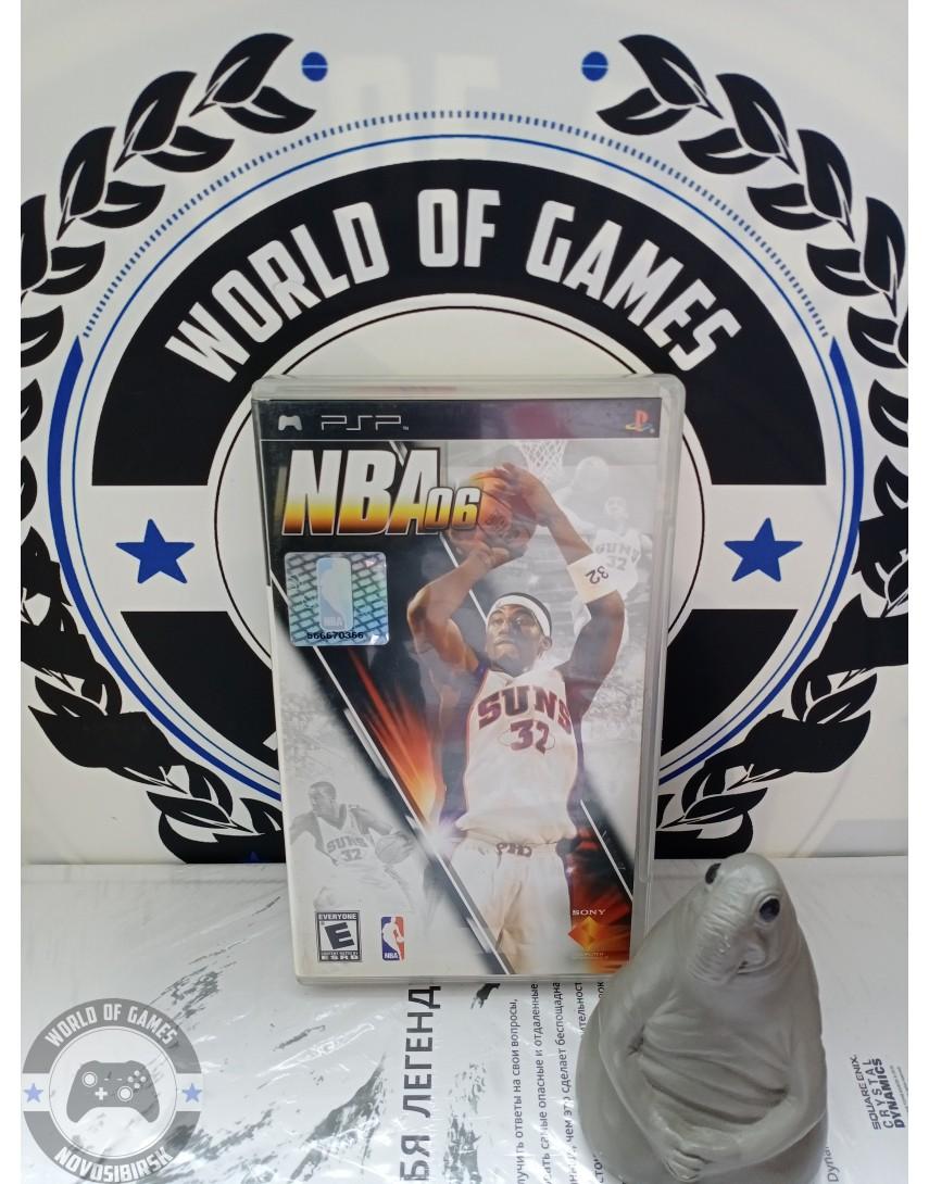 NBA Live 06 [PSP]