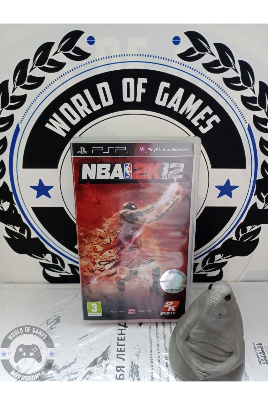 NBA2K12 [PSP]