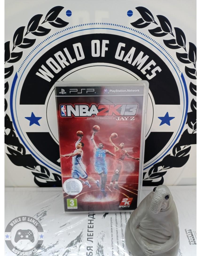 NBA2K13 [PSP]