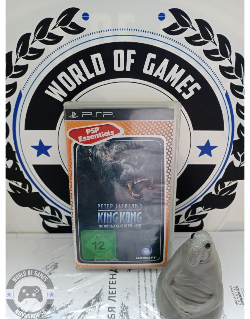 Peter Jackson's King Kong [PSP]