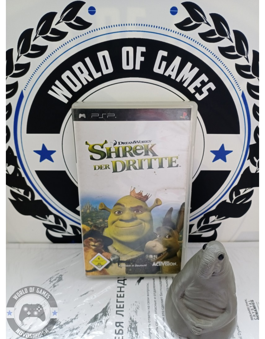 Shrek The Third [PSP]