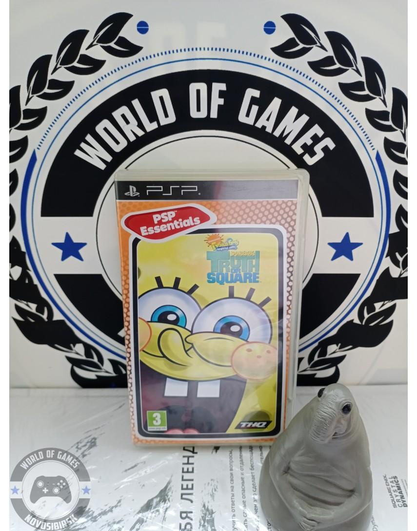 SpongeBob's Truth or Square [PSP]