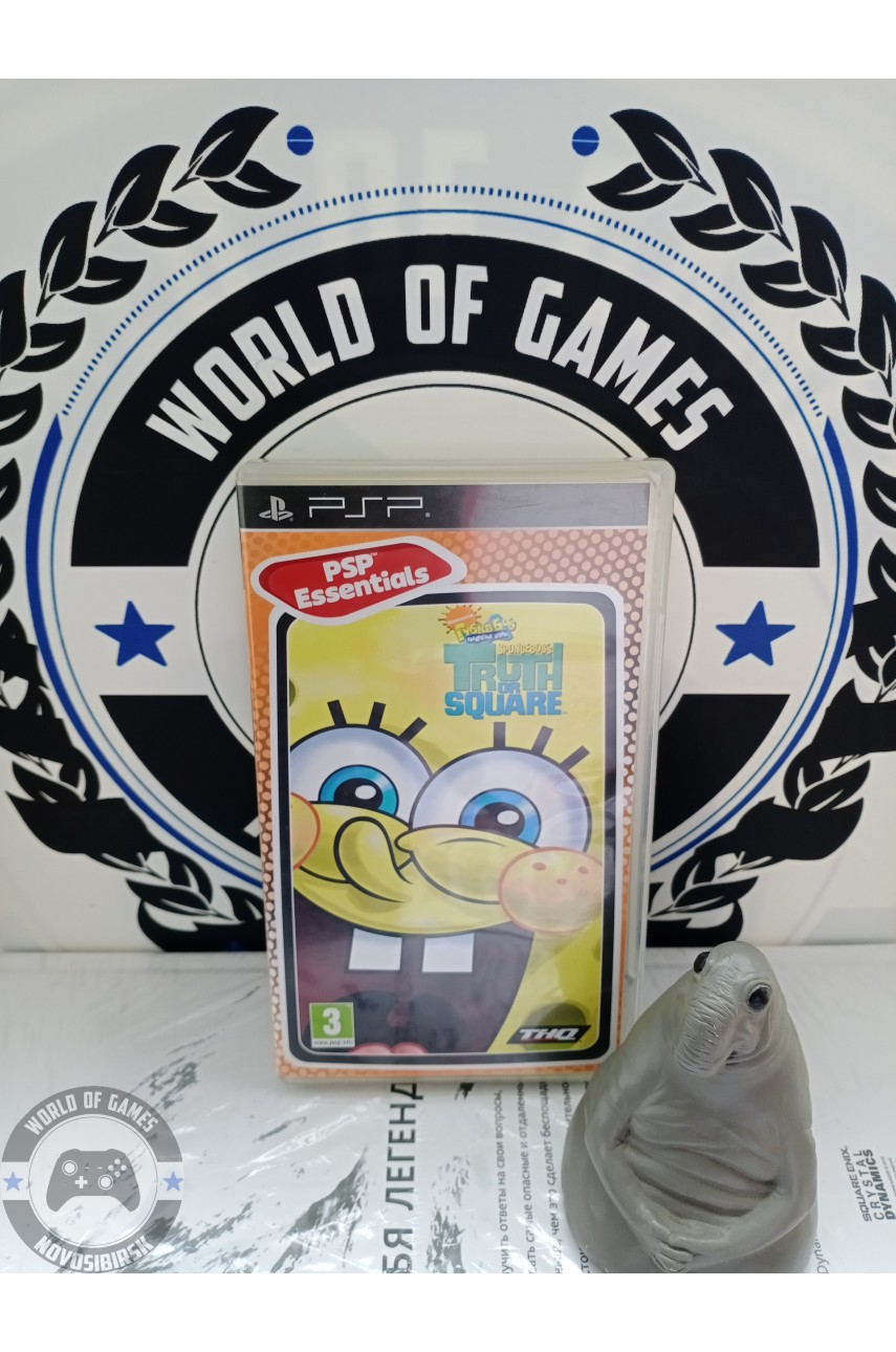 SpongeBob's Truth or Square [PSP]