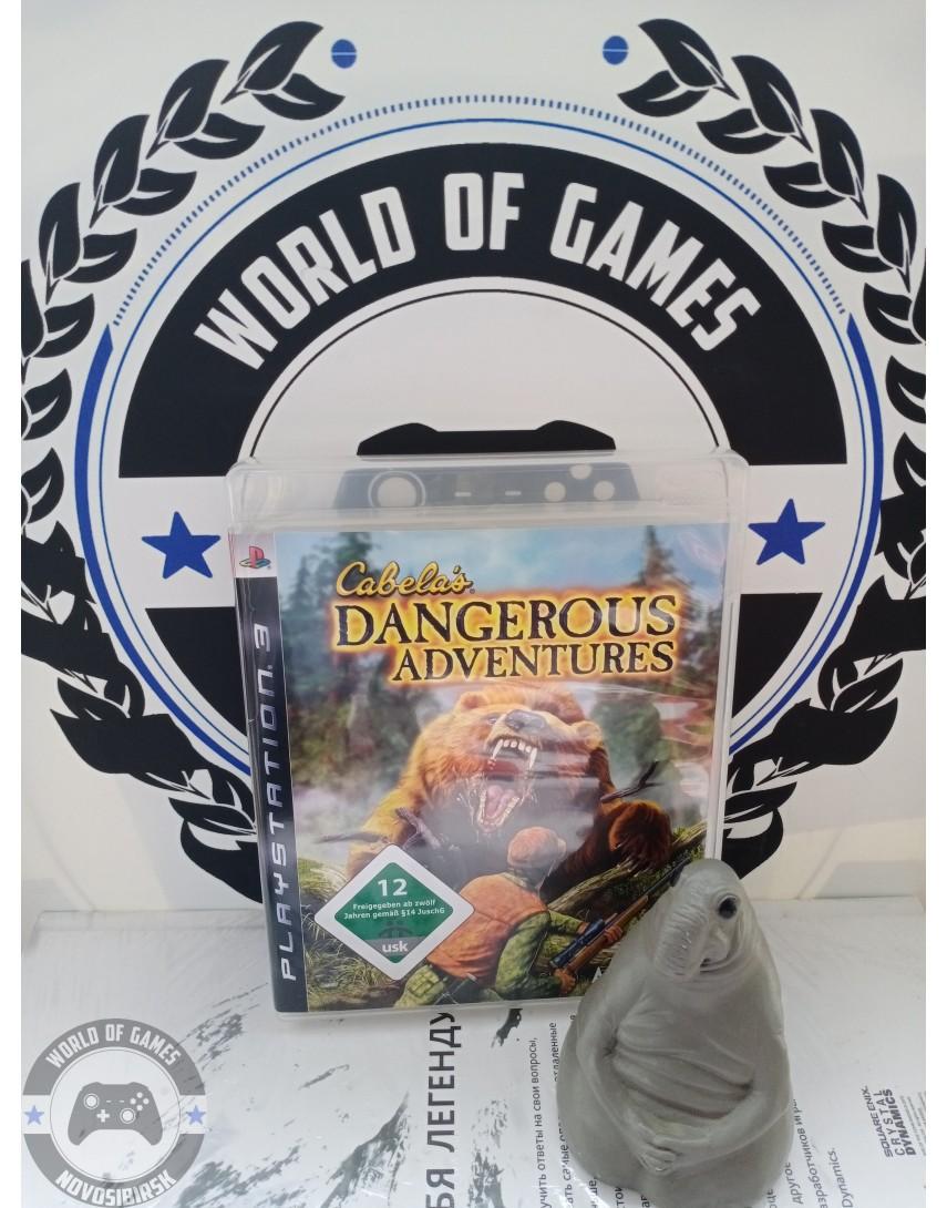 Cabela's Dungerous Adventures [PS3]