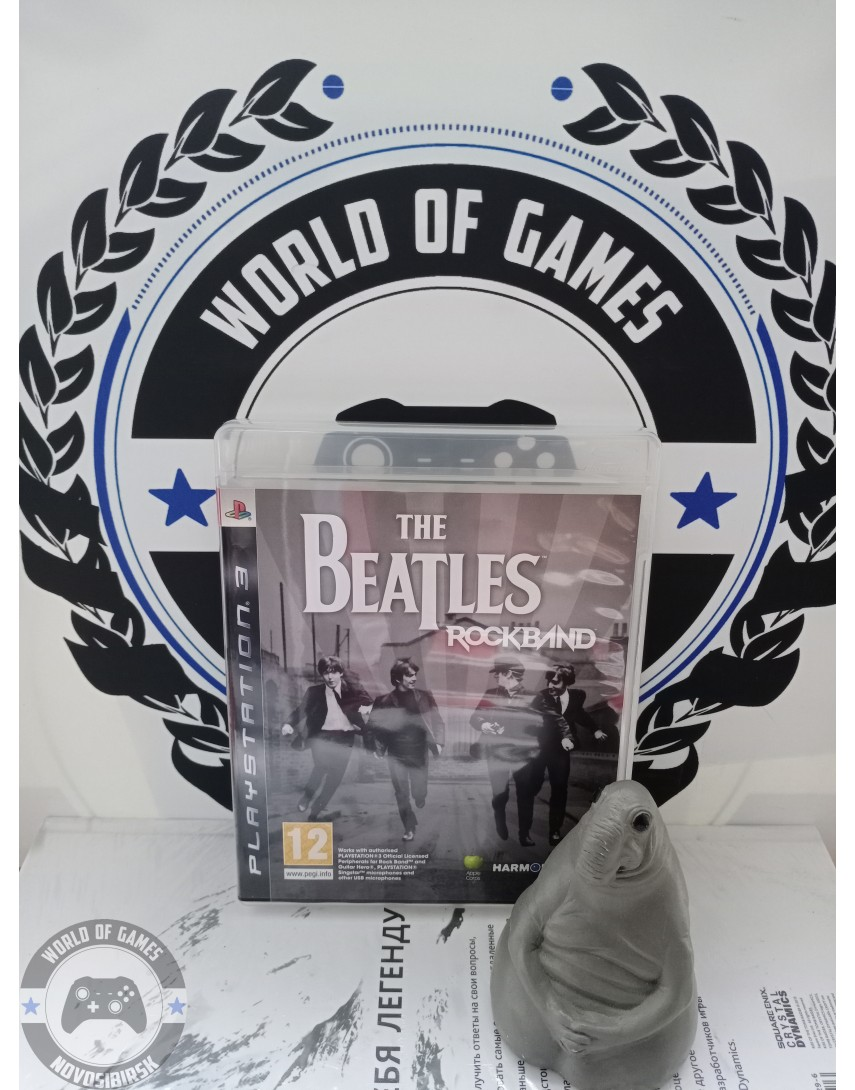 The Beatles Rock Band [PS3]
