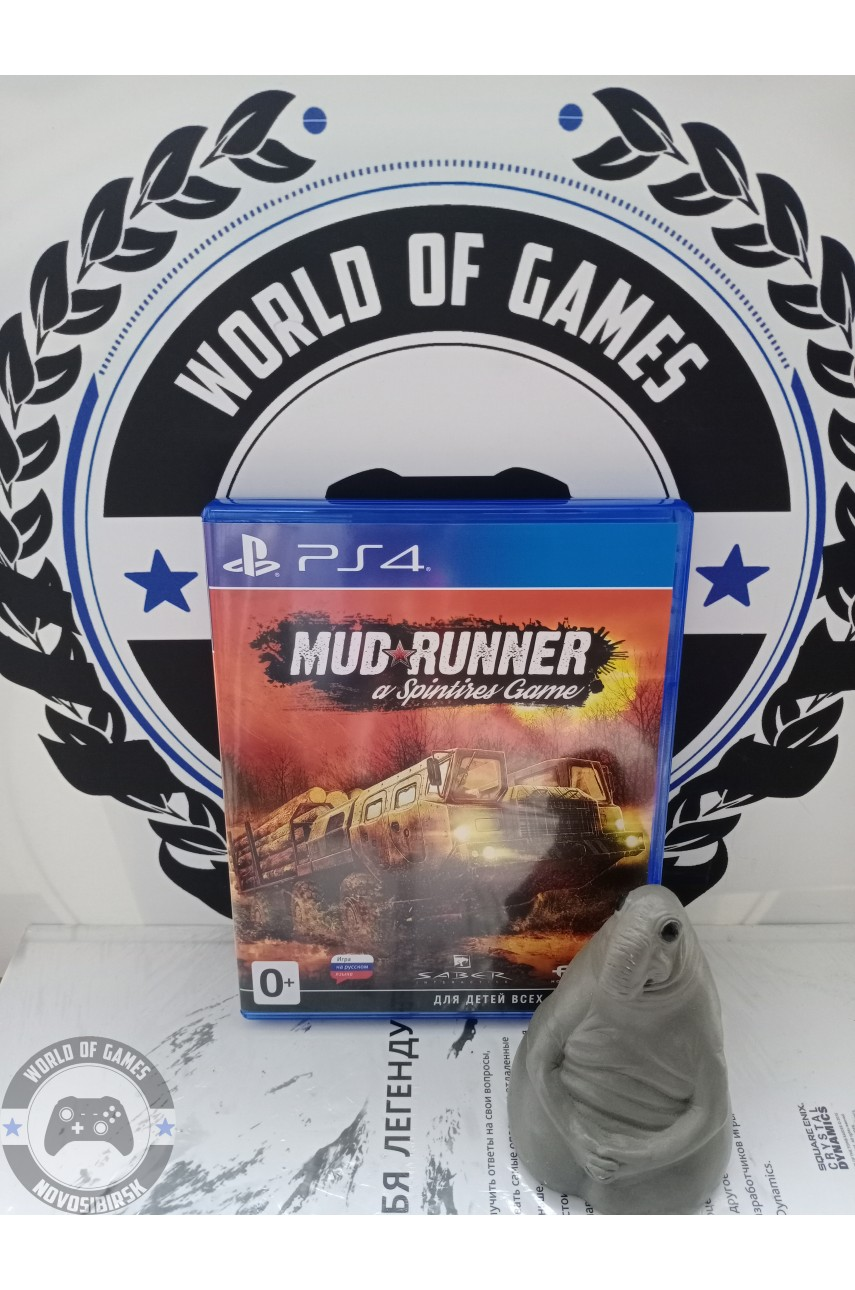 Spintires MudRunner [PS4]