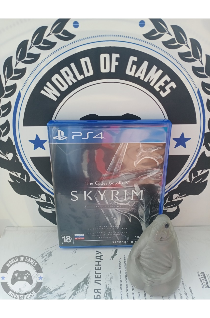 The Elder Scrolls 5 Skyrim [PS4]