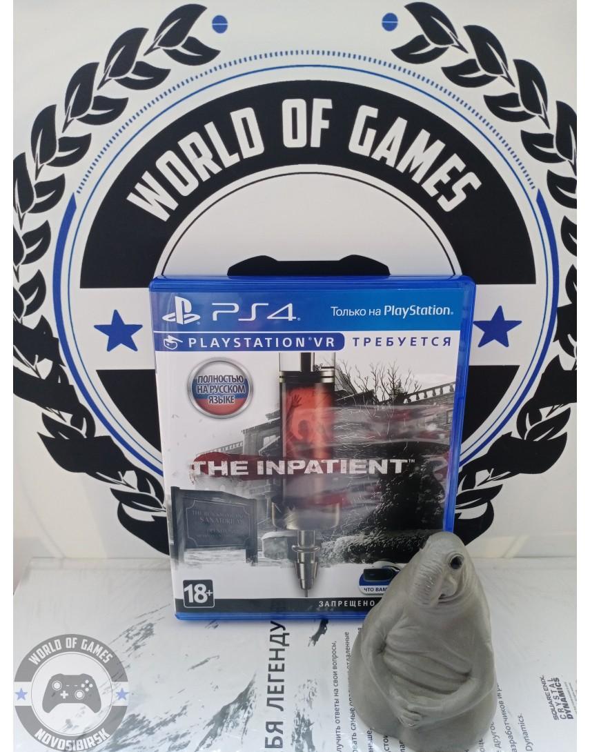Купить The Inpatient [PS4] в Новосибирске