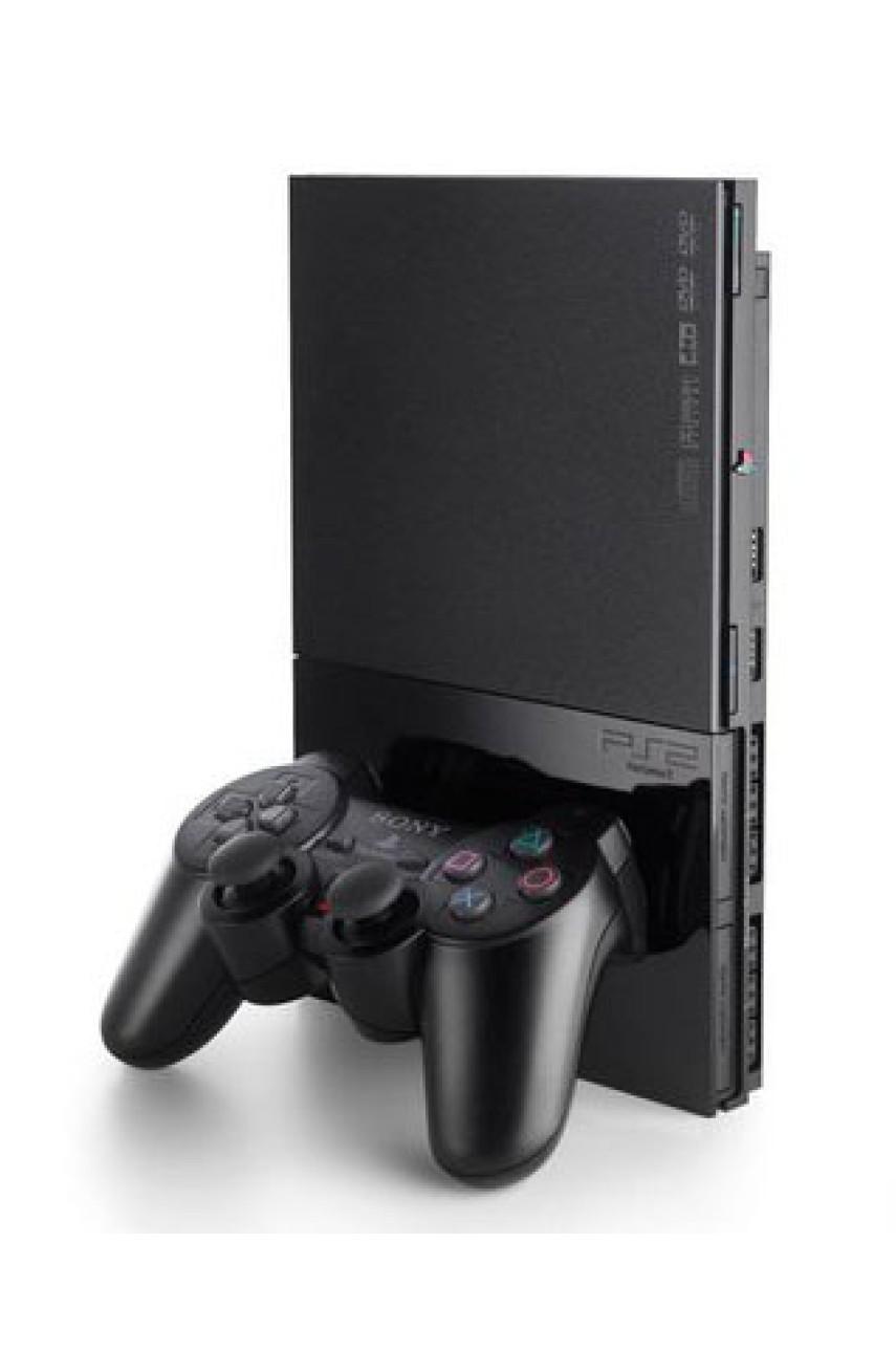 Игровая консоль Playstation 2 Slim (Б/У)
