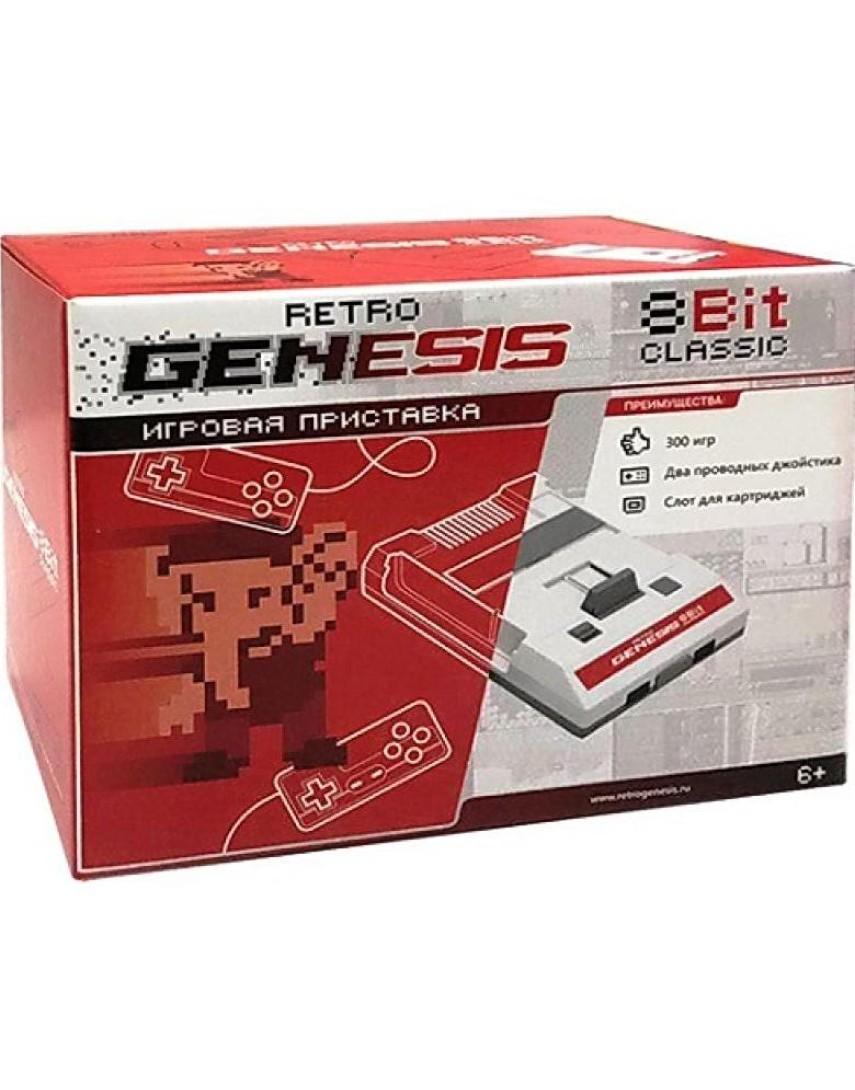 Игровая консоль Retro Genesis 8Bit + 300 Игр (New)