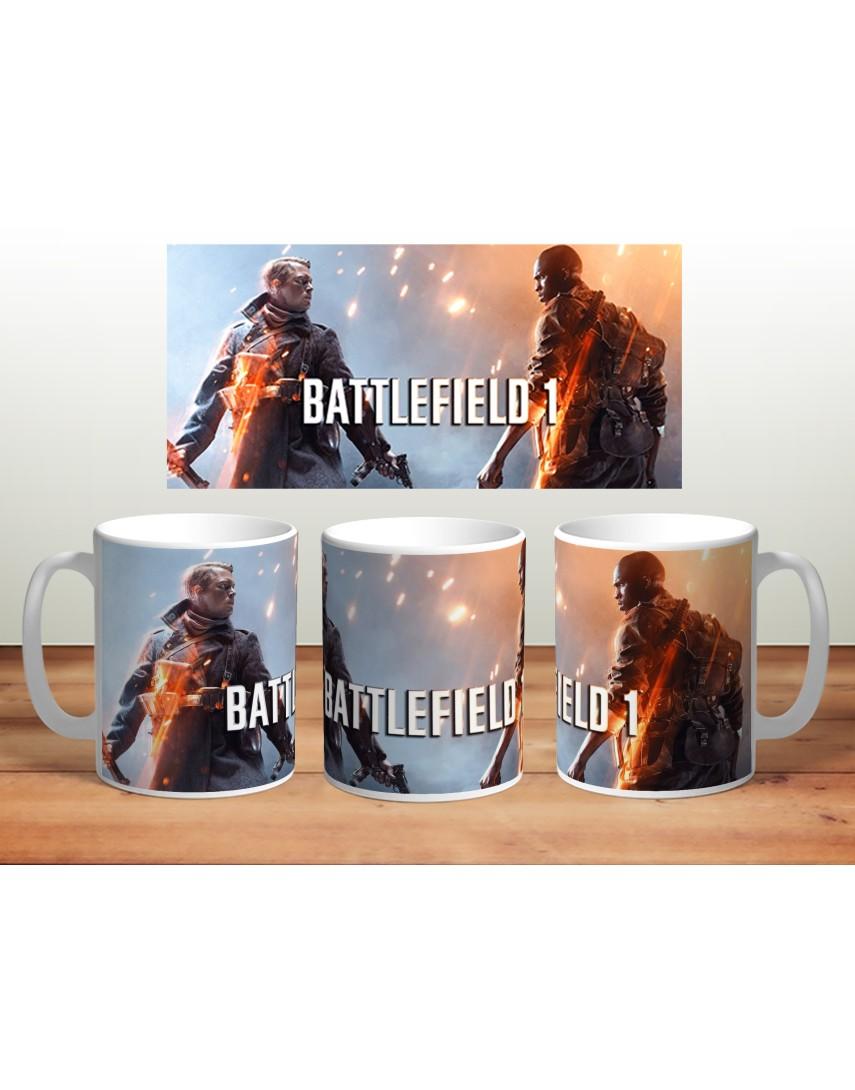 Кружка Battlefield 1