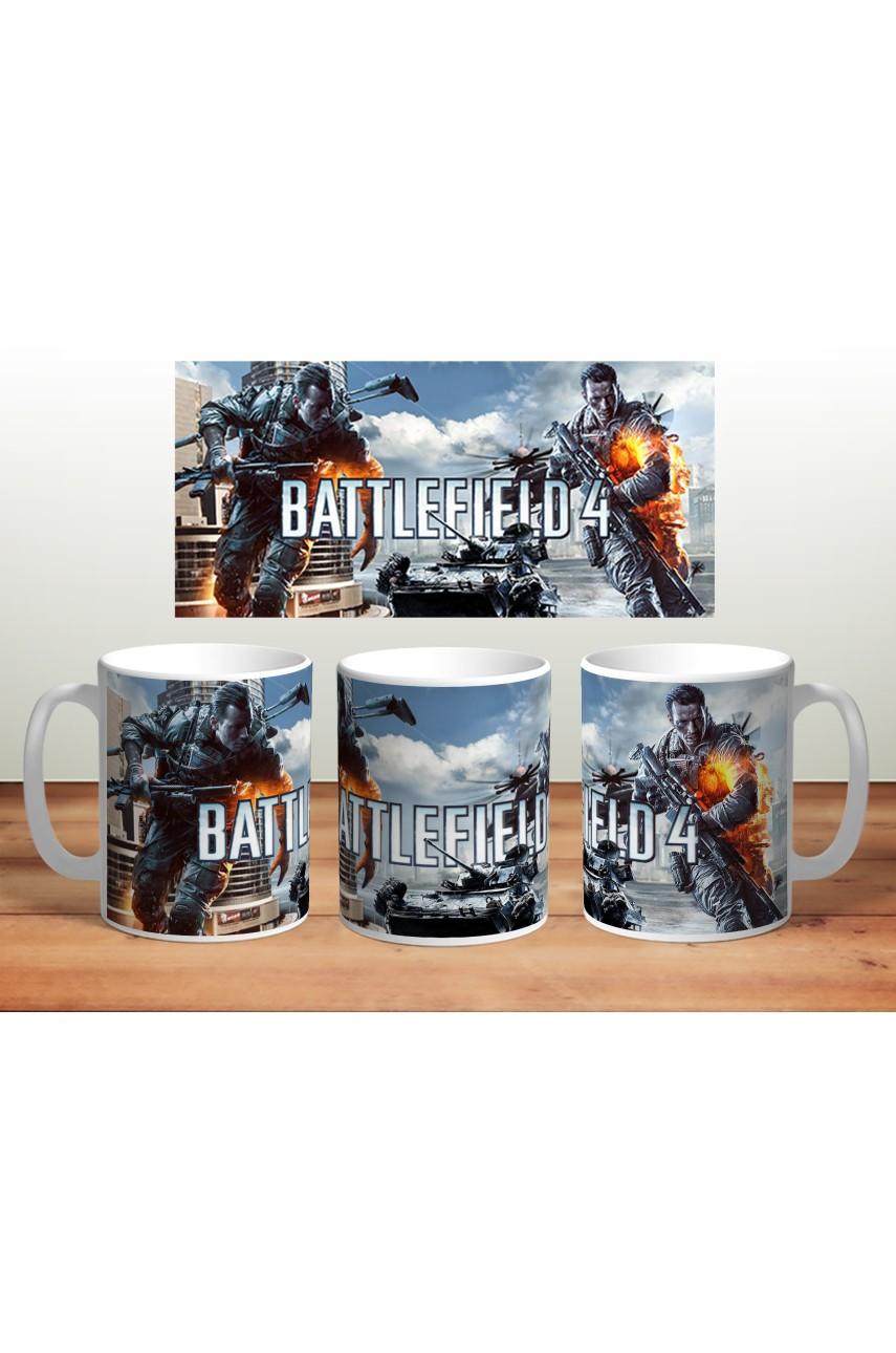 Кружка Battlefield 4