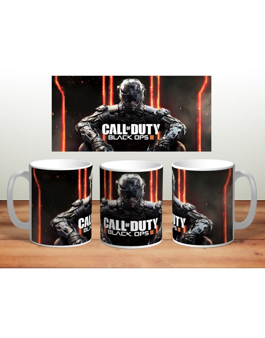 Кружка Call of Duty Black Ops 3