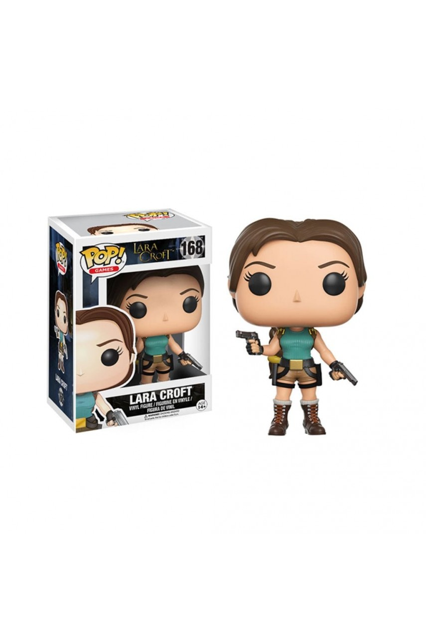 Funko Lara Croft