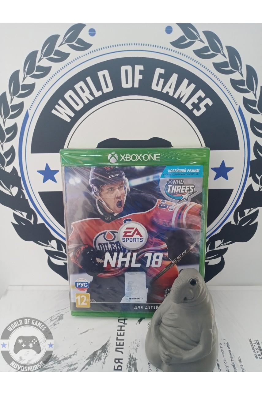 NHL 18 [Xbox One]