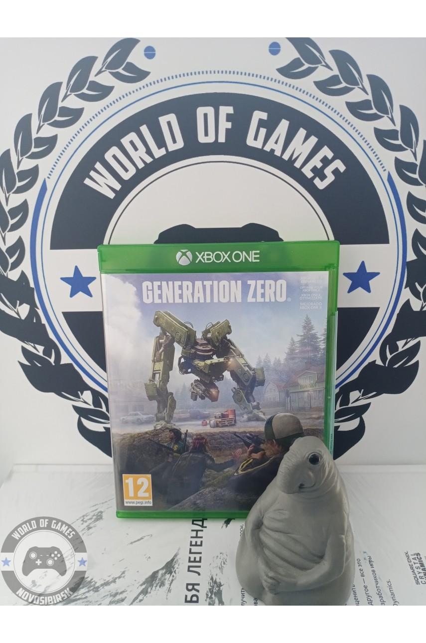 Generation Zero [Xbox One]