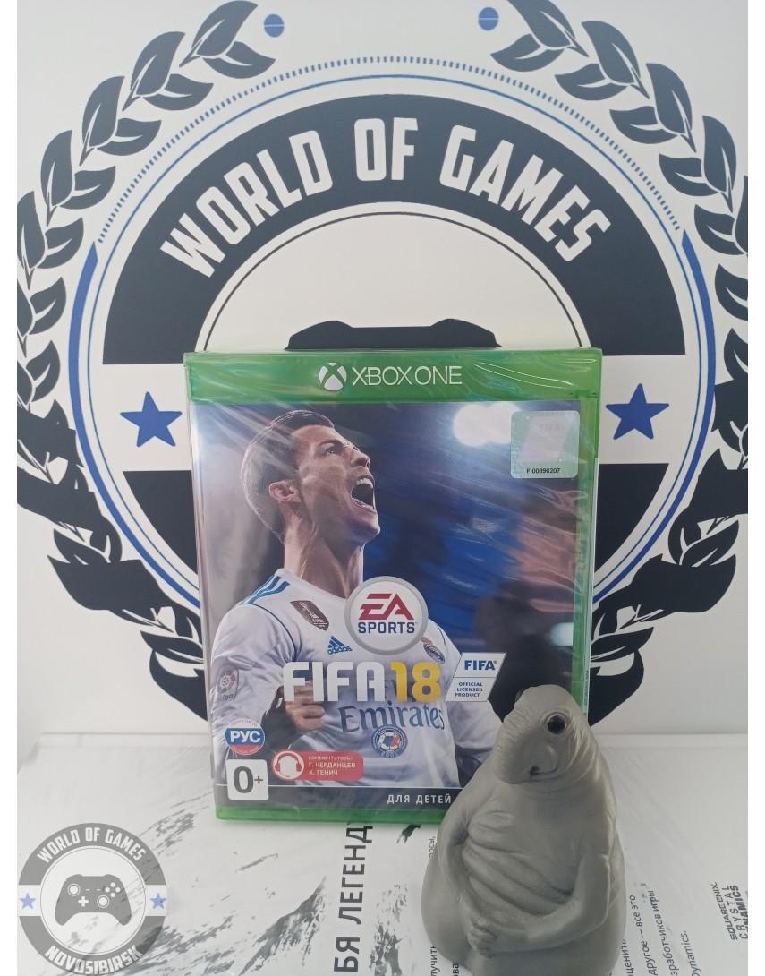 FIFA 18 [Xbox One]