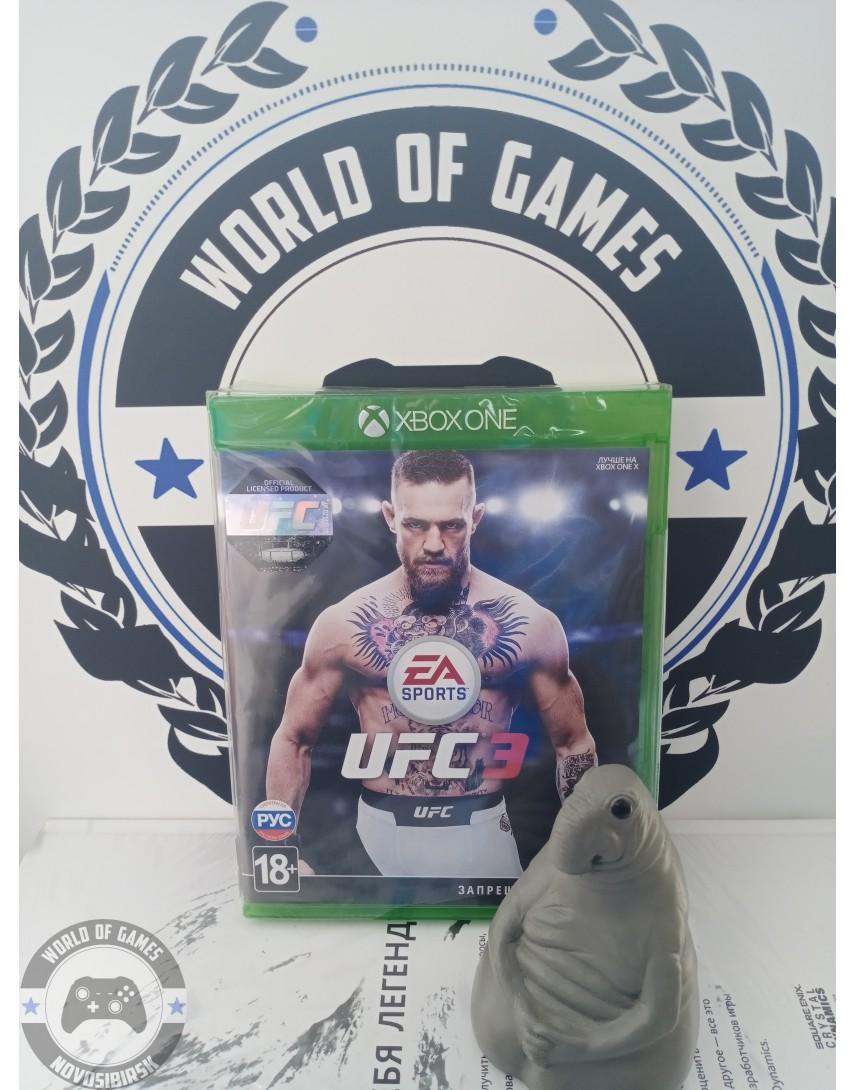 UFC 3 [Xbox One]