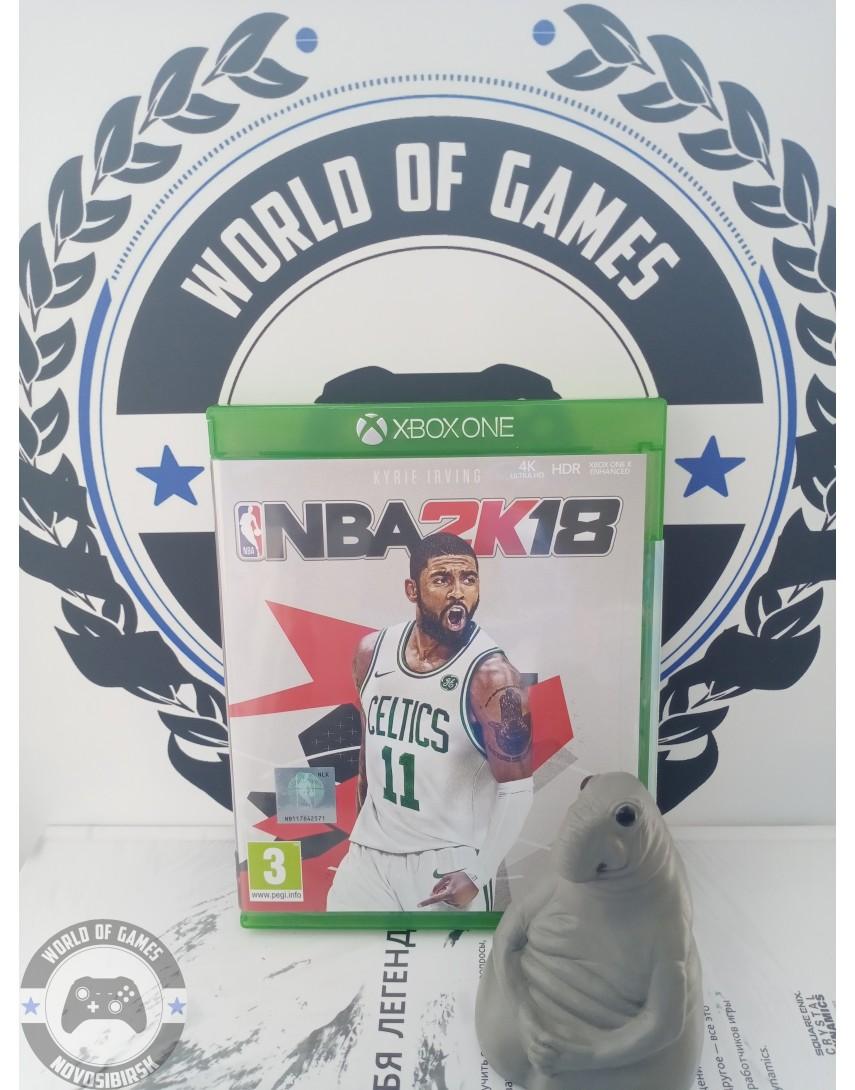 NBA2K18 [Xbox One]