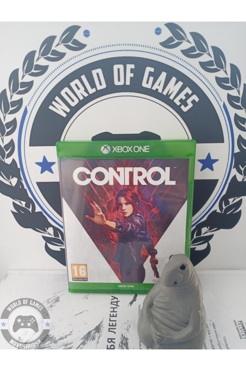 Control [Xbox One]