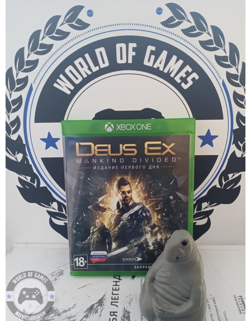 Deus Ex Mankind Divided [Xbox One]