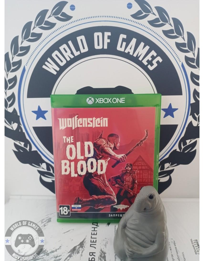 Wolfenstein The Old Blood [Xbox One]