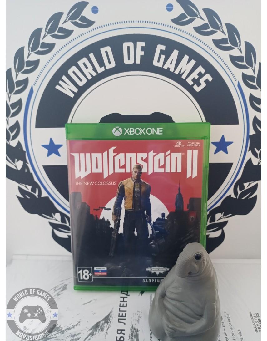 Wolfenstein 2 The New Colossus [Xbox One]