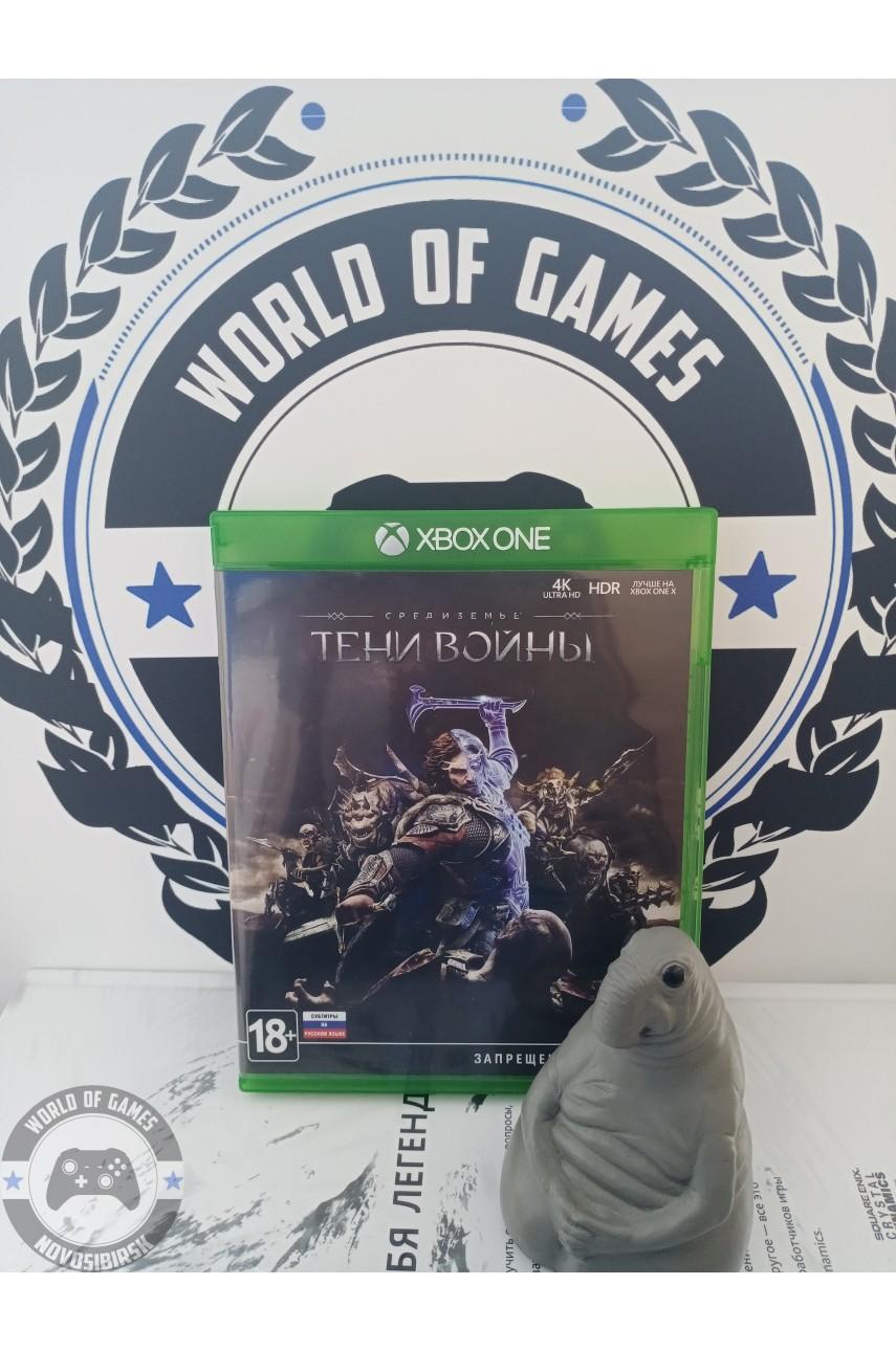 Средиземье Тени Войны [Xbox One]