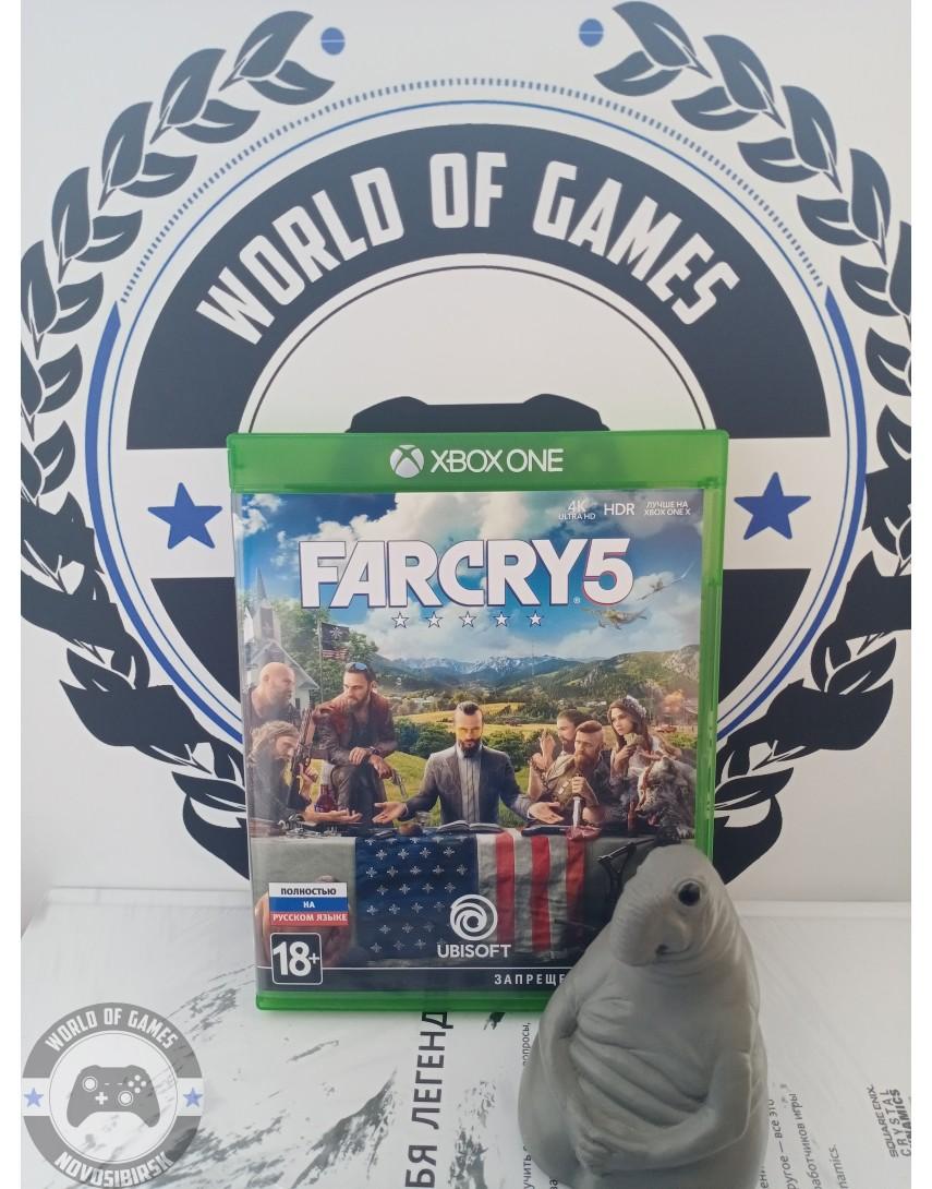 Far Cry 5 [Xbox One]