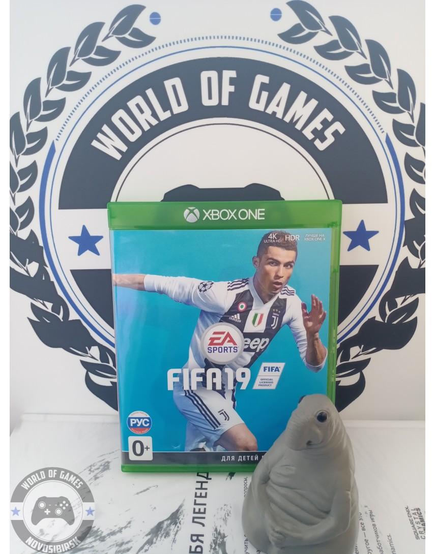 FIFA 19 [Xbox One]