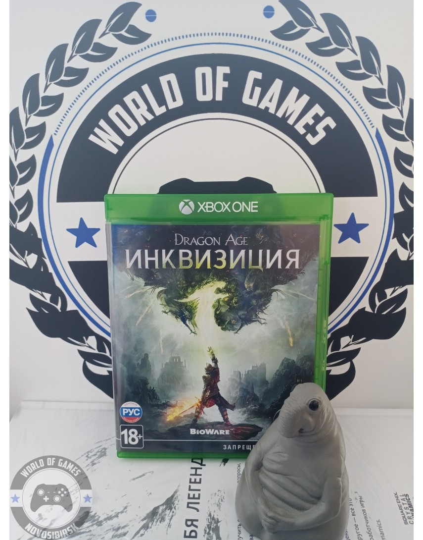 Dragon Age Инквизиция [Xbox One]