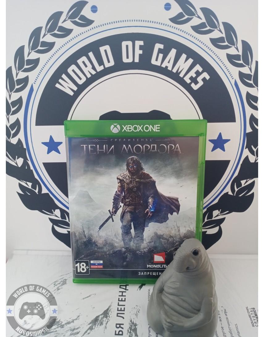 Средиземье Тени Мордора [Xbox One]
