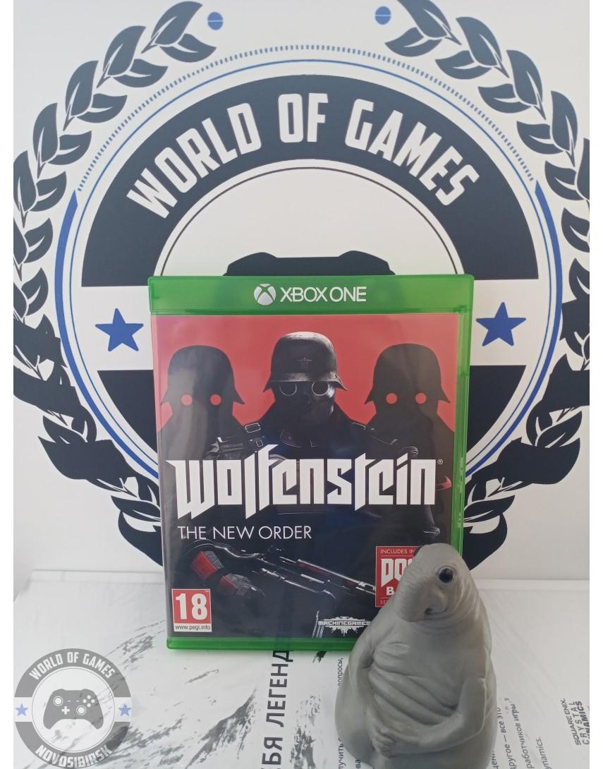 Wolfenstein The New Order [Xbox One]