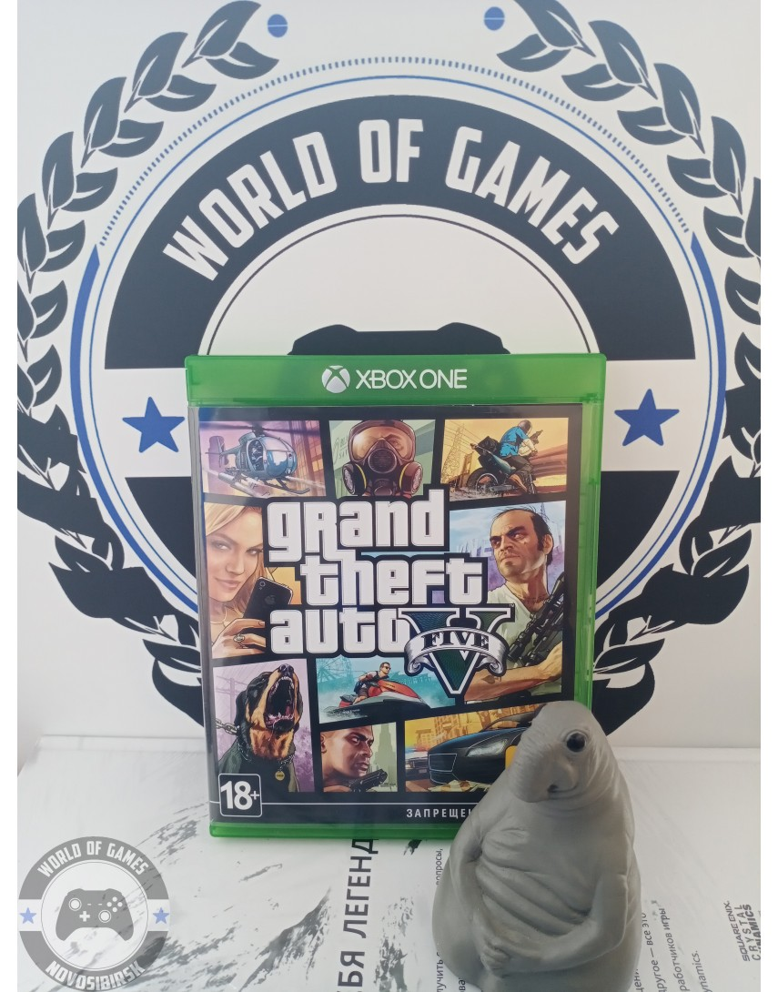 Grand Theft Auto 5 (GTA 5) [Xbox One]