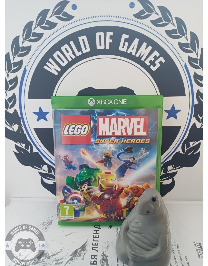 LEGO Marvel Super Heroes [Xbox One]