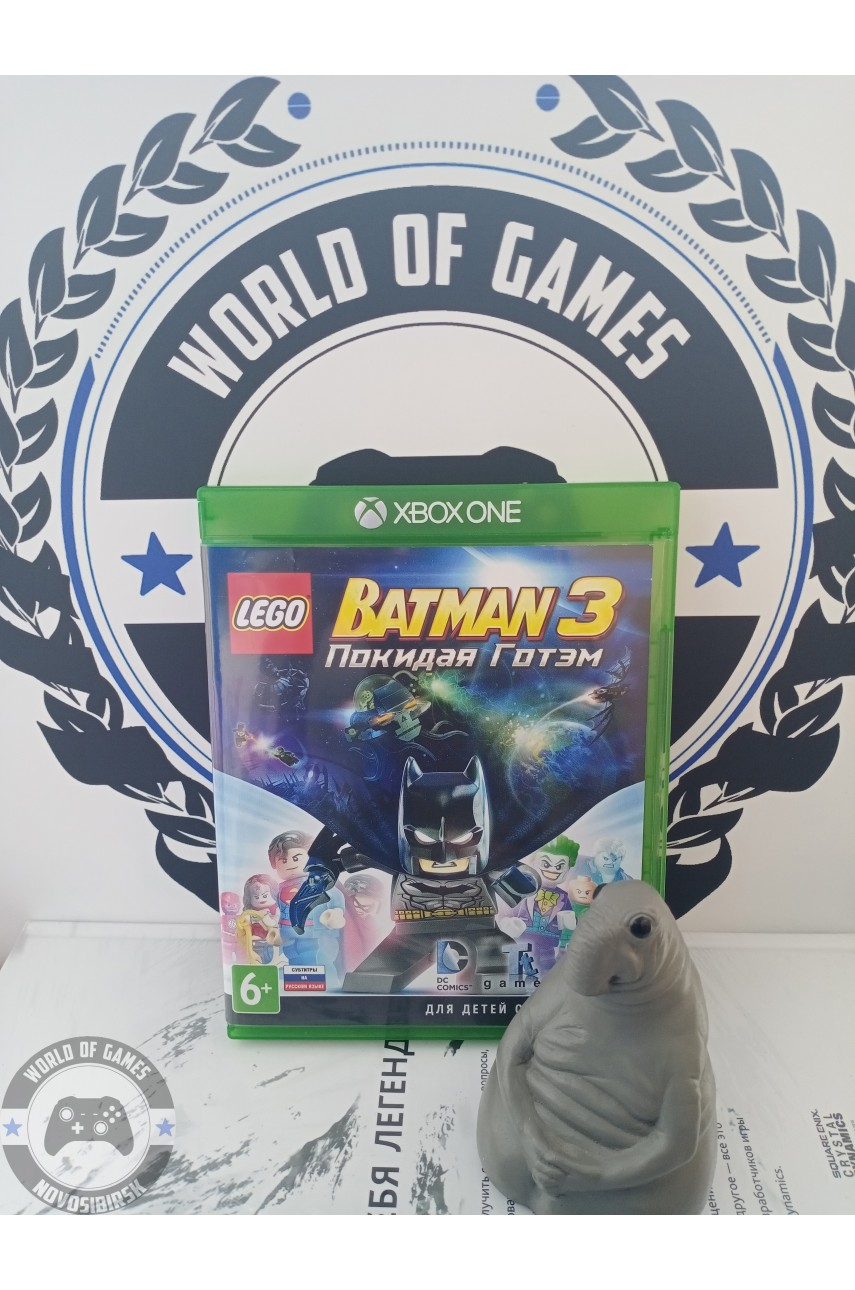 LEGO Batman 3 [Xbox One]