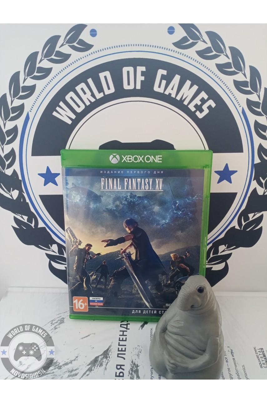 Final Fantasy 15 [Xbox One]