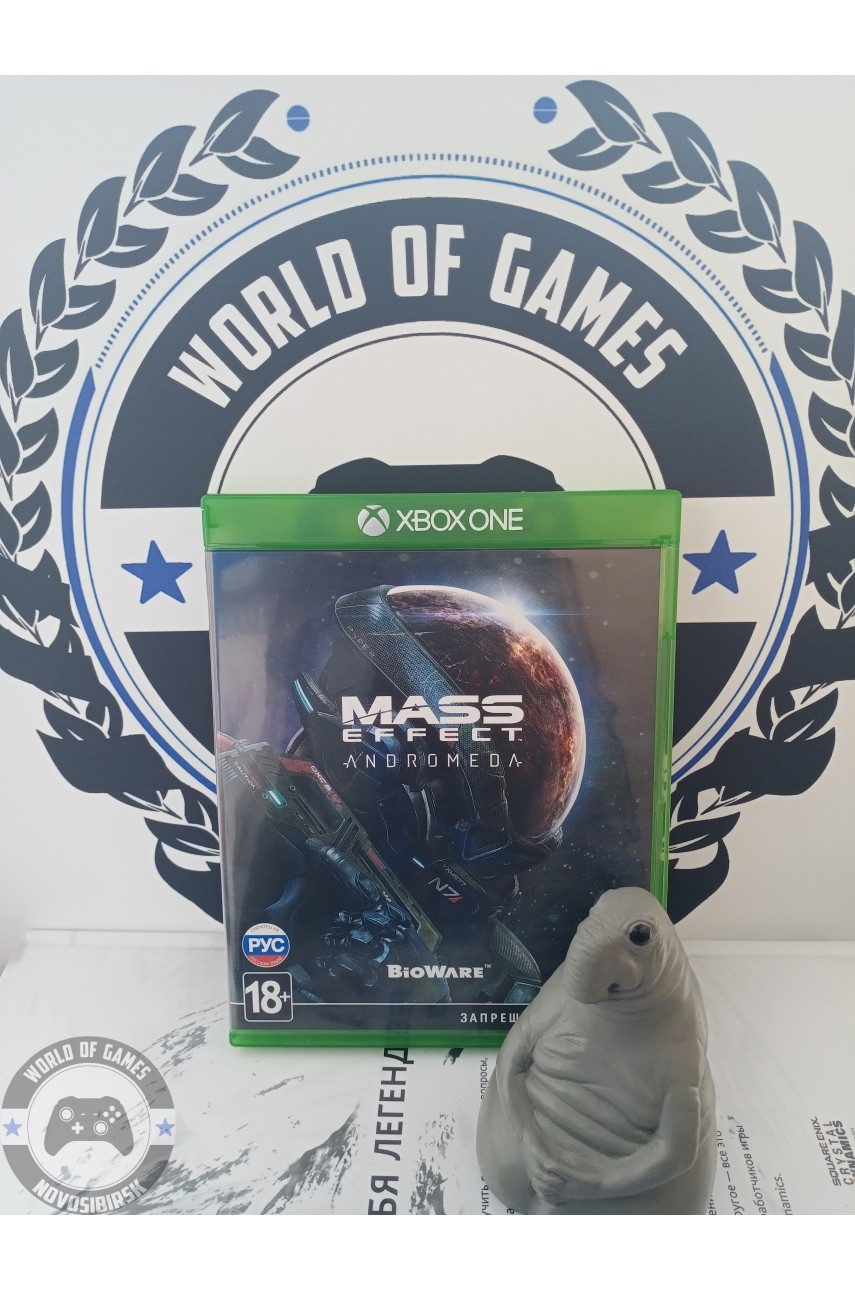 Mass Effect Andromeda [Xbox One]