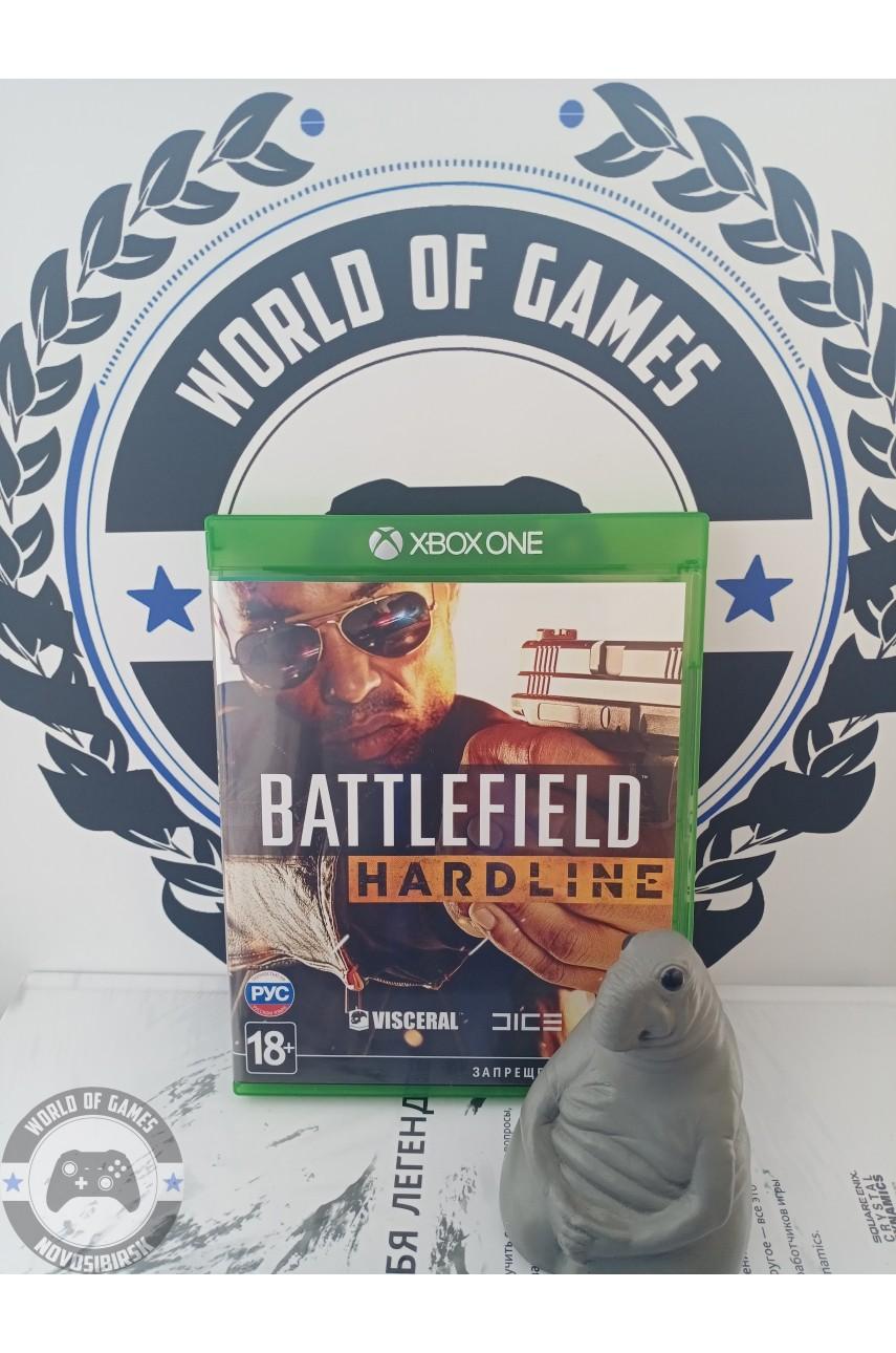Battlefield Hardline [Xbox One]