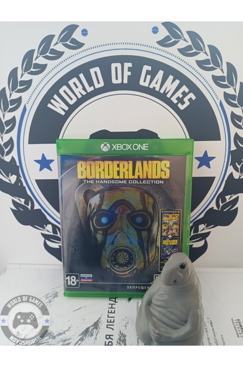 Borderlands The Handsome Collection [Xbox One]