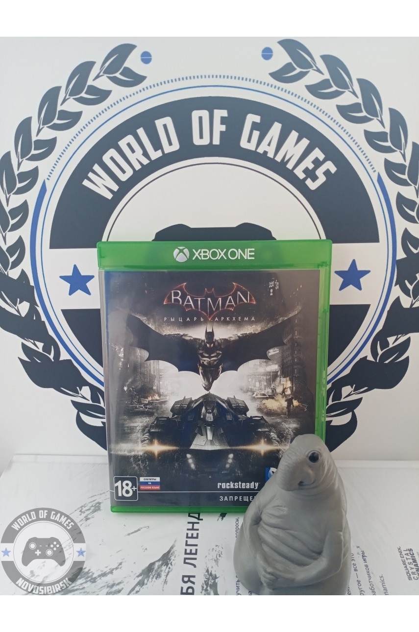 Batman Arkham Knight [Xbox One]