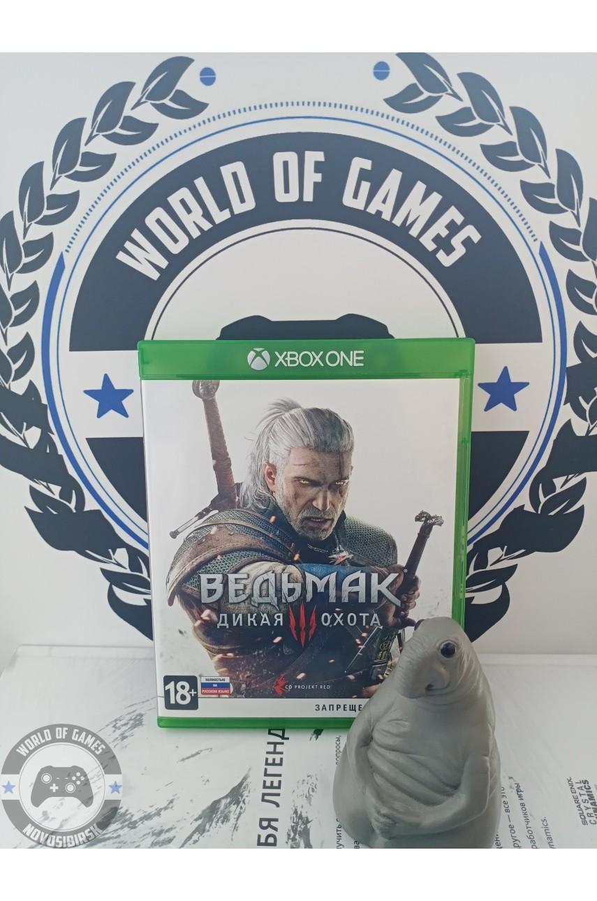 Ведьмак 3 Дикая Охота [Xbox One]