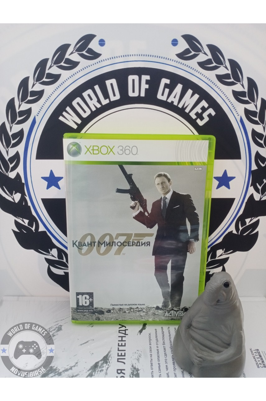 Quantum of Solace [Xbox 360]