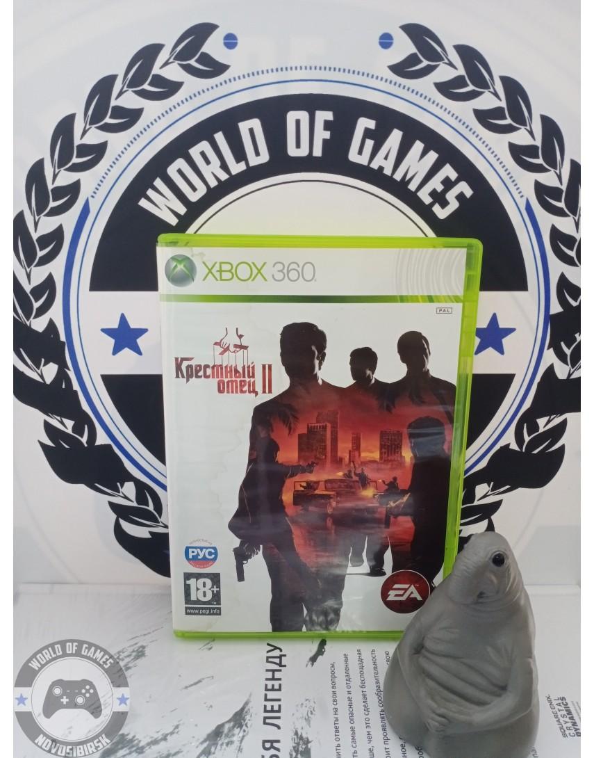 Крестный Отец 2 [Xbox 360]