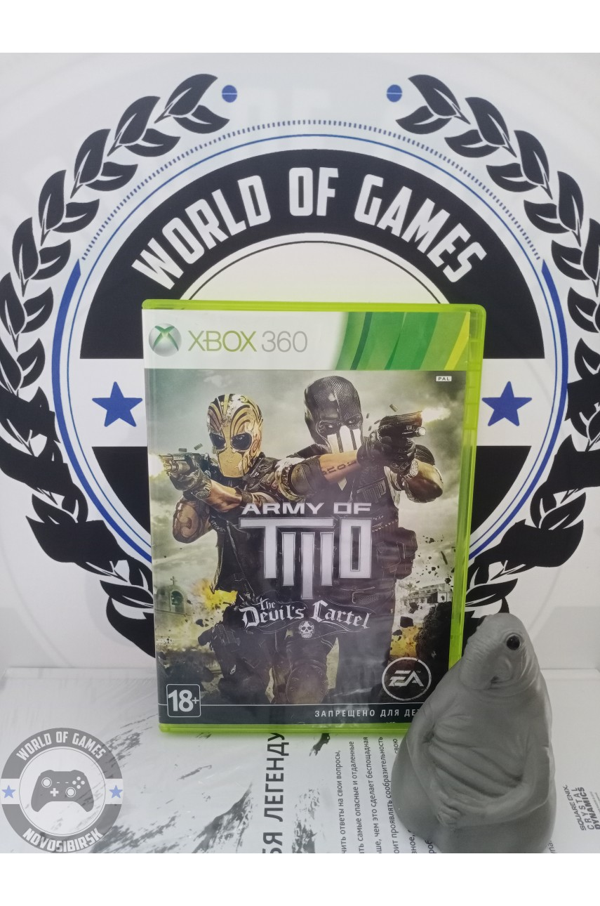 Army of Two The Devil's Cartel [Xbox 360]