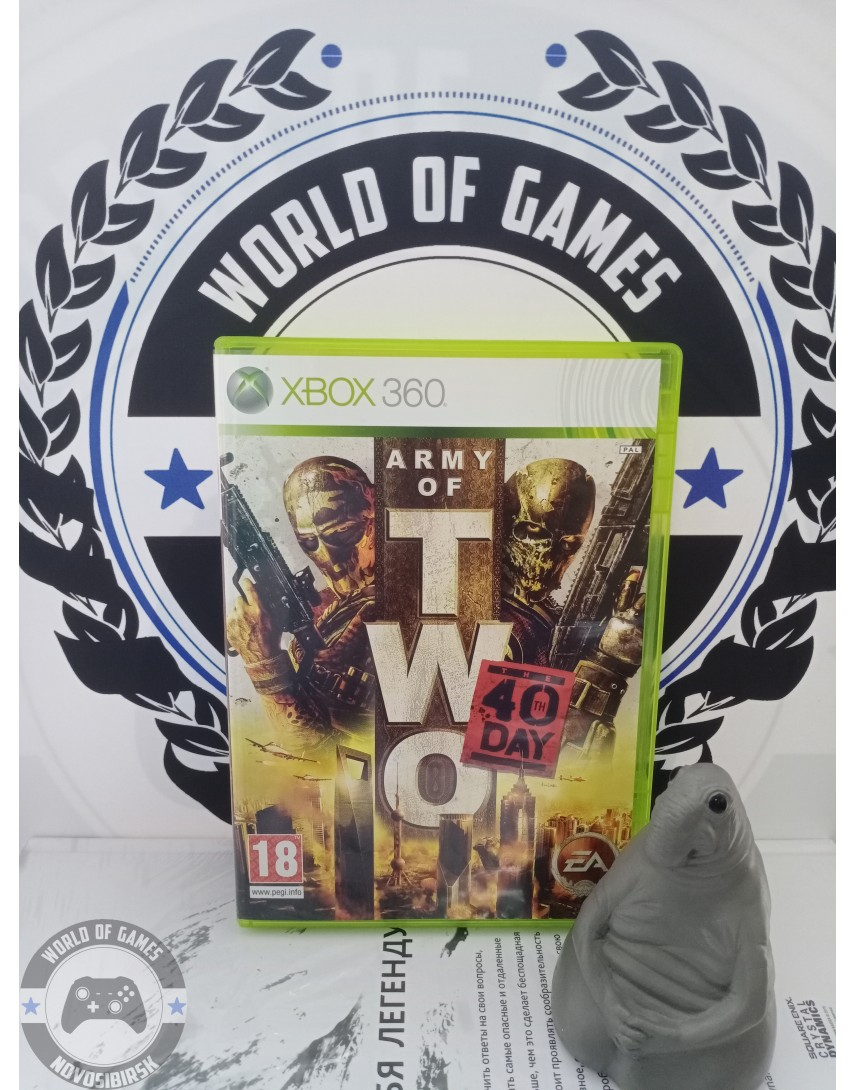 Army of Two The 40th Day [Xbox 360]